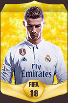 FIFA 18 Android Account 800 K Coins