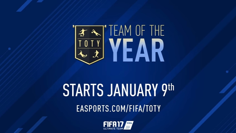 4d652a729 This year FUT TOTY will begin on January 9th(Monday). We have reported an  article about this, detailed information click here: